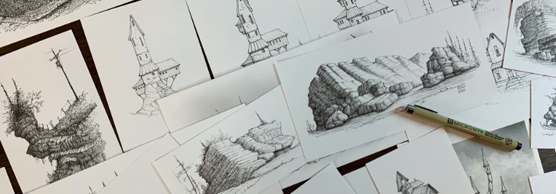 Table Sketches 2