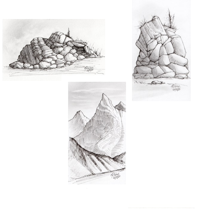 Mountain-sketch-2