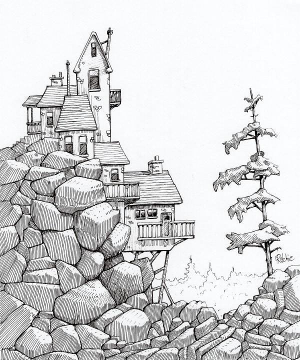 house-tree-rocks