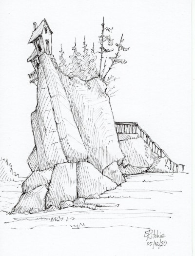 house on a rock - image