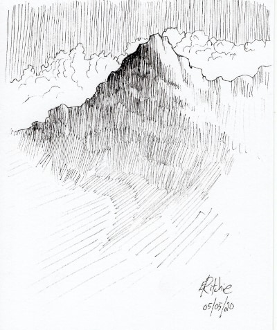 mountain - image