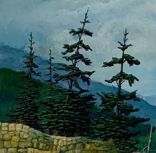 trees- image